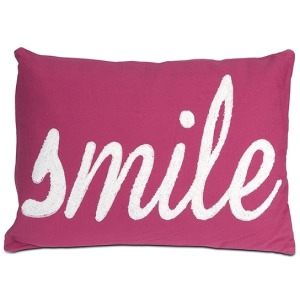 Suzie Smile Pillow