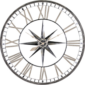 Merrill Oversized Clock