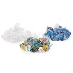 Recycled Glass Fillers - Ast 3