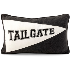 TY Tailgate Pennant Accent Pillow