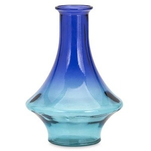Luzon Small Recycled Glass Vase