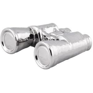 Morton Silver Binoculars