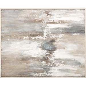 Luster Framed Oil Painting