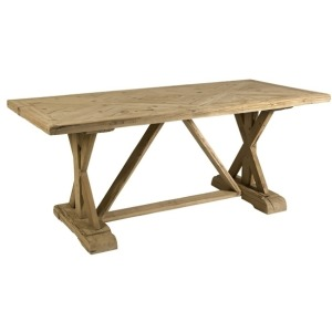 Hanway Trestle Table