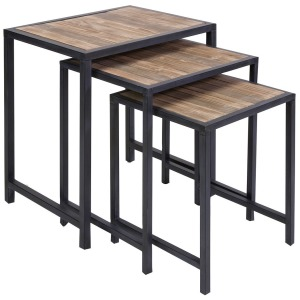 IK Groveport Nesting Tables - Set of 3