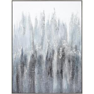 Entranced Framed Oil Painting
