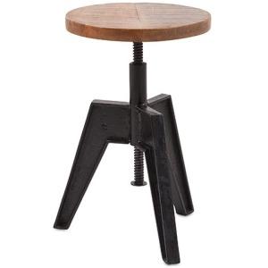 Adjustable Seat Stool
