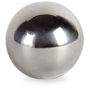 Small Mirrored Decorative Ball