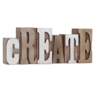Letterpress Word - Create