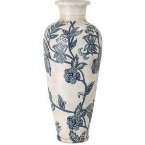 Verona Tall Earthenware Vase