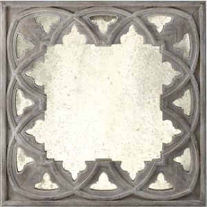 Salisbury Hand Carved Wall Mirror
