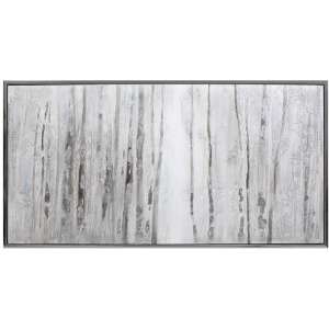 Advent Framed Oil Painting