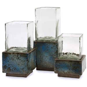 Cubo Terracotta Hurricanes - Set of 3