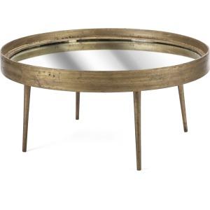Arelia Mirror Top Table
