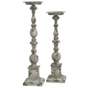 Hamilton Candle Holders - Set of 2