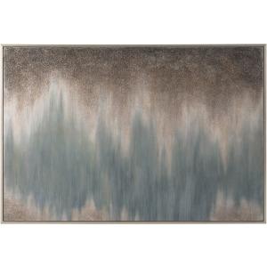 Langley Framed Oil Painting
