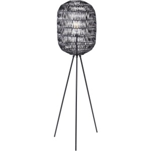 Turin Outdoor Woven Floor Lamp
