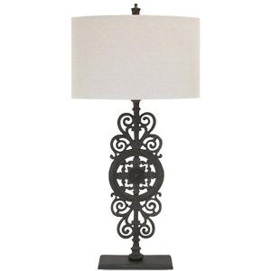 Watson Cast Iron Table Lamp