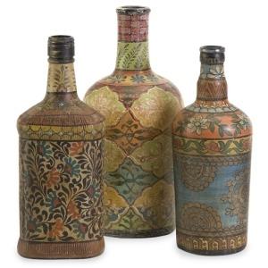 Circus Bottles - Set of 3