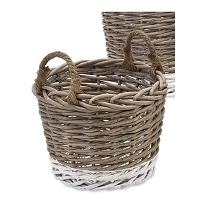 Danica Willow Basket - Small