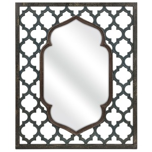 Aidan Rectangular Wall Mirror