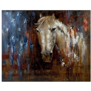Glory Horse Oil Painting