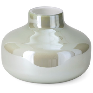 Luster Small Glass Vase