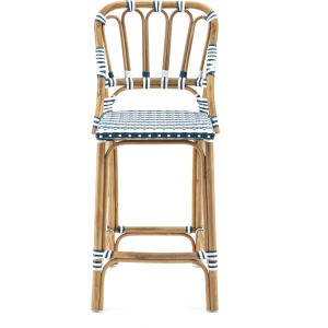 Casablanca Rattan Bar Stool