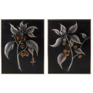 Ebina Framed Oil Paintings - Ast 2
