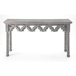 Salisbury Hand Carved Console Table