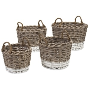 Danica Willow Baskets - Set of 4