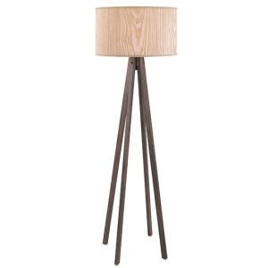 Meridian Wood Floor Lamp
