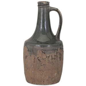 Bardot Large Blue Stone Ceramic Jug