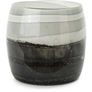 Altus Small Art Glass Vase