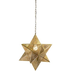 Austin Large Star Pendant