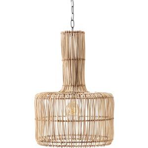 Acerra Woven Wicker Pendant Light
