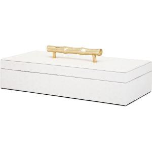 Mani Lidded Box