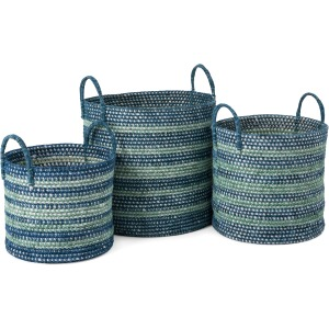 Cottage Baskets - Set of 3