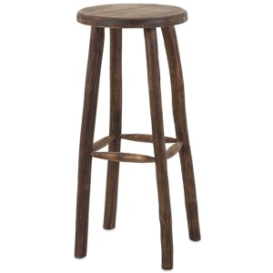 Emmy Wood Barstool