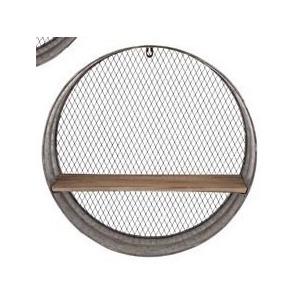 Laurel Round Wall Shelf - Medium