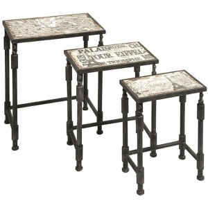Knoxlin Nesting Tables Set of 3