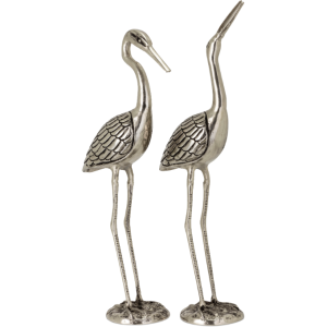 Corina Aluminum Herring - Set of 2