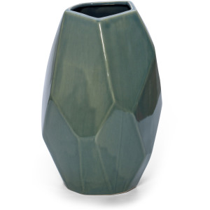 Isobel Light Blue Ceramic Vase