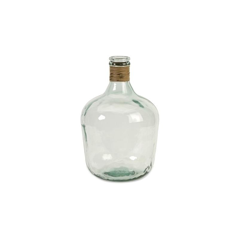 Boccioni Small Recycled Glass Jug