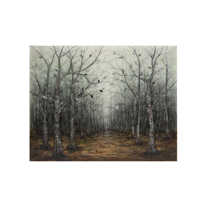 Capaneus Oil Painting