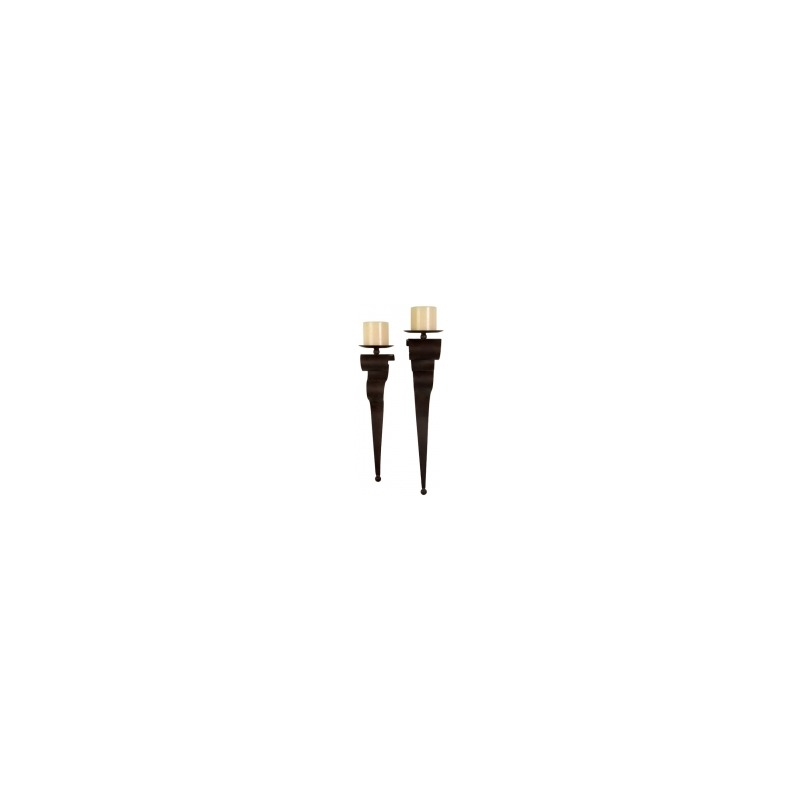 Candleholders - Set of 2