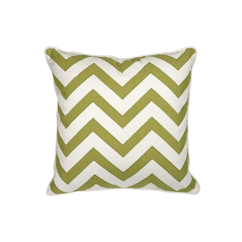 Essentials Green Apple Pillow