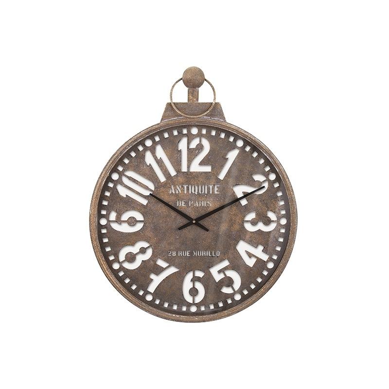 Uptown Wall Clock