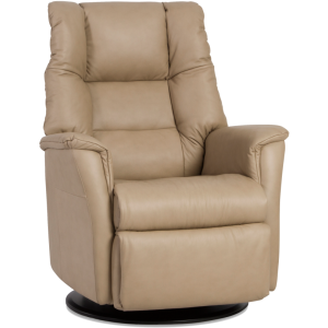 Verona Large Glider Recliner w/Chaise