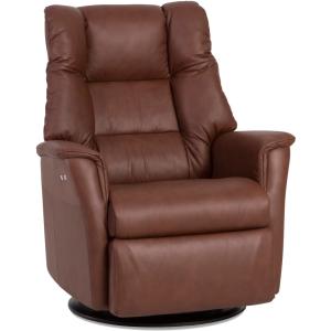 Verona Compact Glider w/Chaise